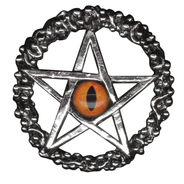 Eye Pentacle Pendant