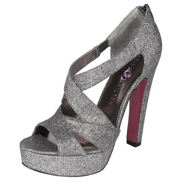 Paris Hilton Footwear - Casey - Pewter