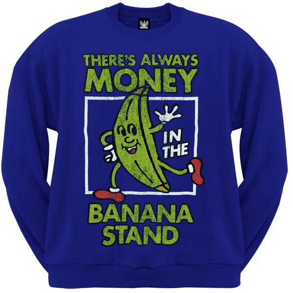 Arrested Development - Money in the Banana Stand Crew Neck Sweatshirt