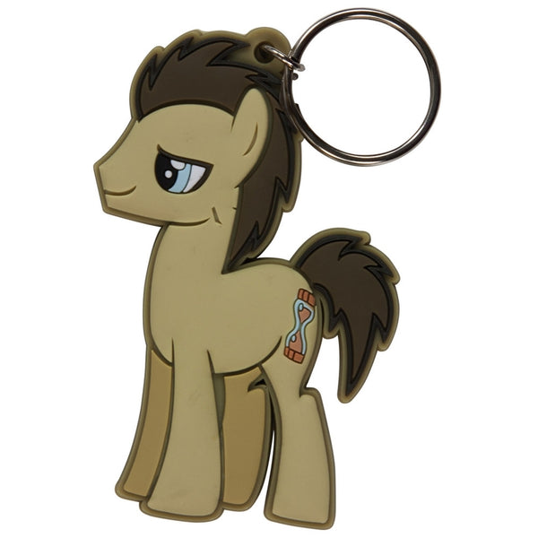 My Little Pony - Dr. Hooves Rubber Keychain