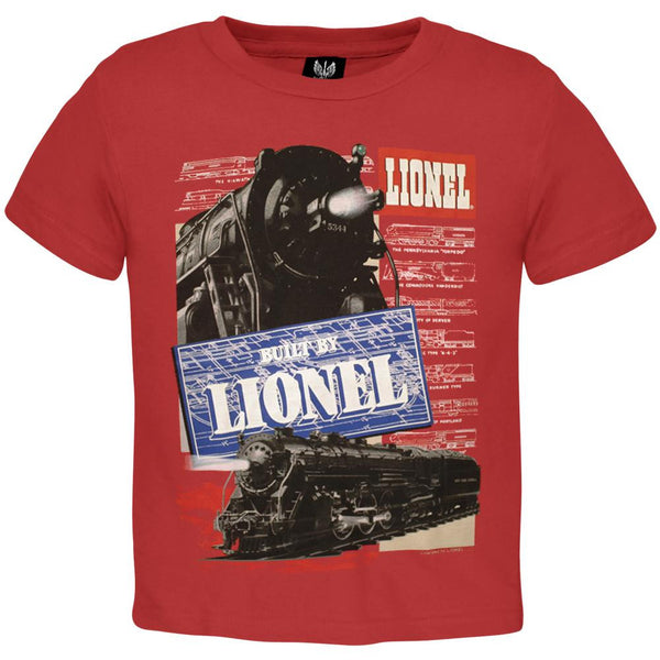 Lionel Trains - Built By Juvy T-Shirt