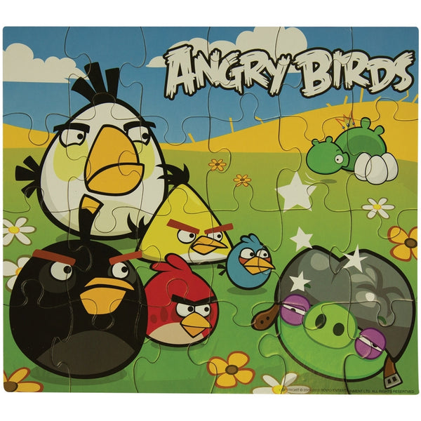 Angry Birds - Defeated Pig 24-Piece Puzzle