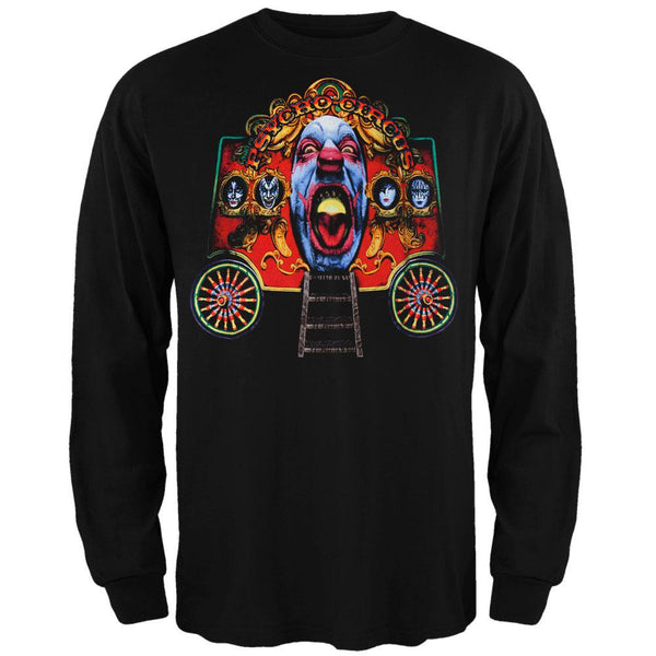 Kiss - Circus Wagon Long Sleeve T-Shirt
