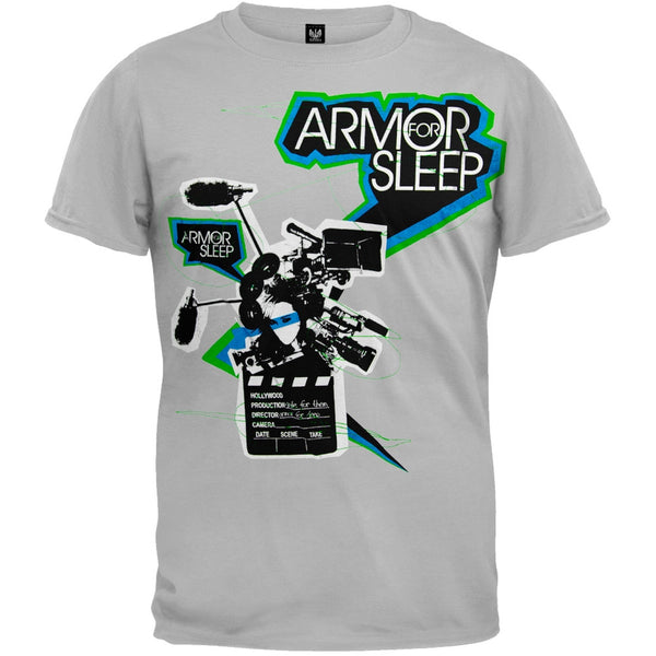 Armor For Sleep - Camera Shy Youth T-Shirt
