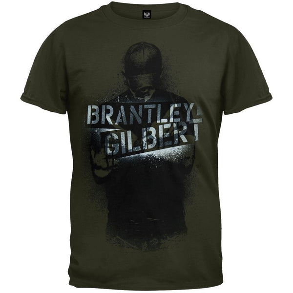 Brantley Gilbert - Spray Photo T-Shirt