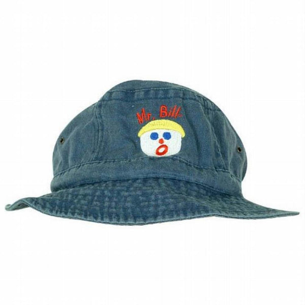 Mr. Bill - Indigo Bucket Hat