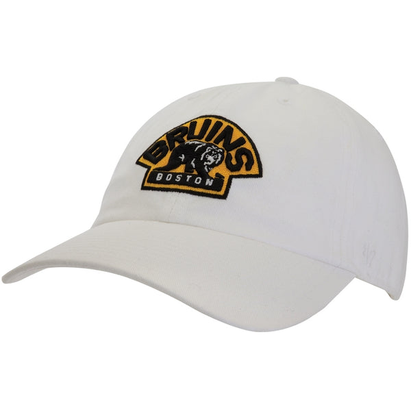 Boston Bruins - Logo Clean Up Adjustable Baseball Cap