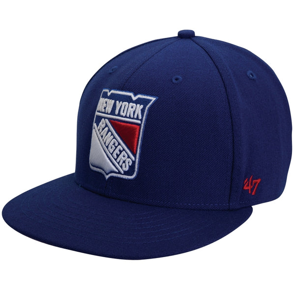 New York Rangers - Logo Big Shot Snapback Cap