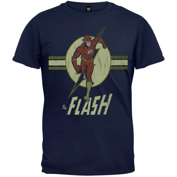 Flash - Running Circle Stripe T-Shirt