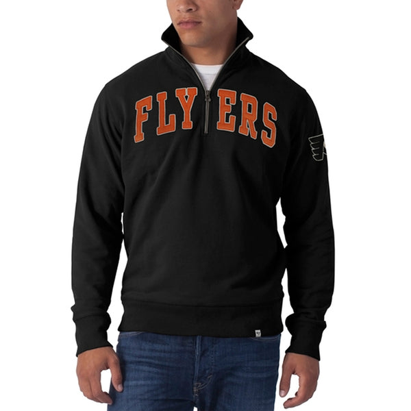 Philadelphia Flyers - Striker 1/4 Zip Premium Sweatshirt
