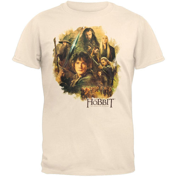 The Hobbit - Collage Youth T-Shirt