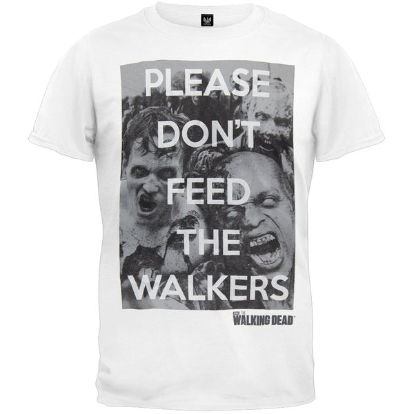 Walking Dead - Please Don't Feed the Walkers T-Shirt