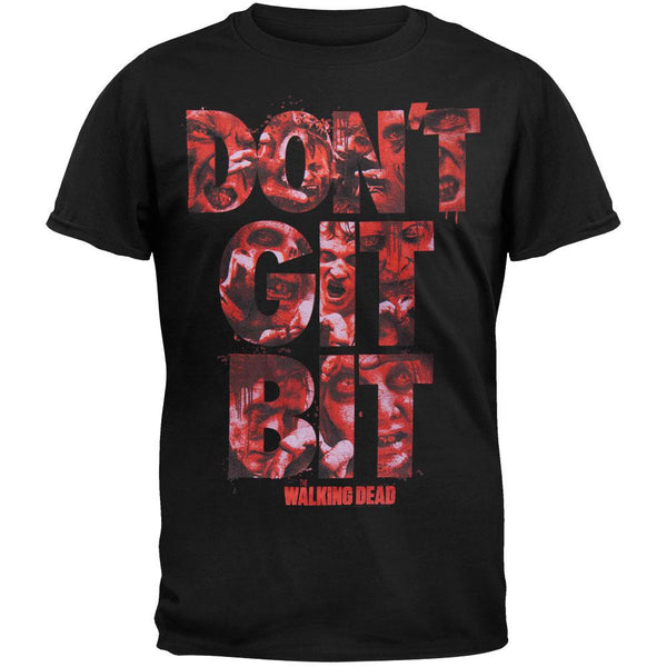 Walking Dead - Don't Get Bit T-Shirt
