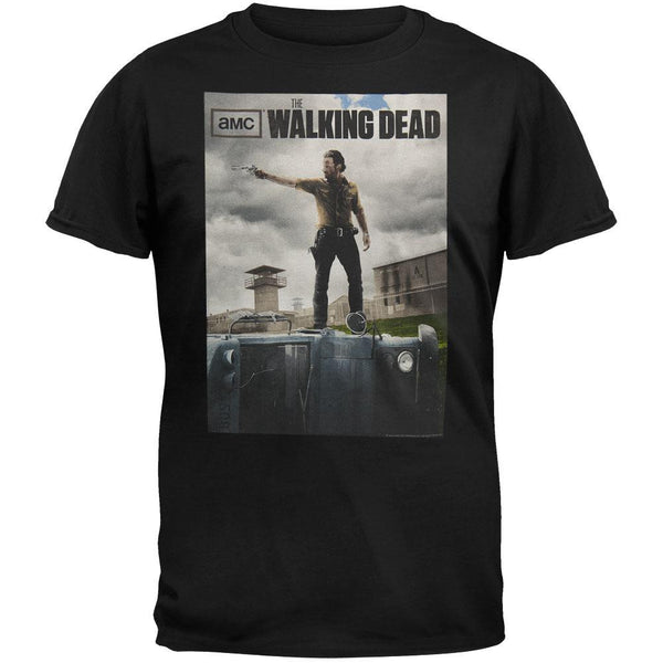 Walking Dead - Rick Poster T-Shirt