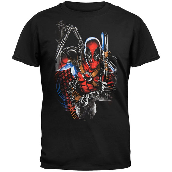 Deadpool - Deadbaton T-Shirt