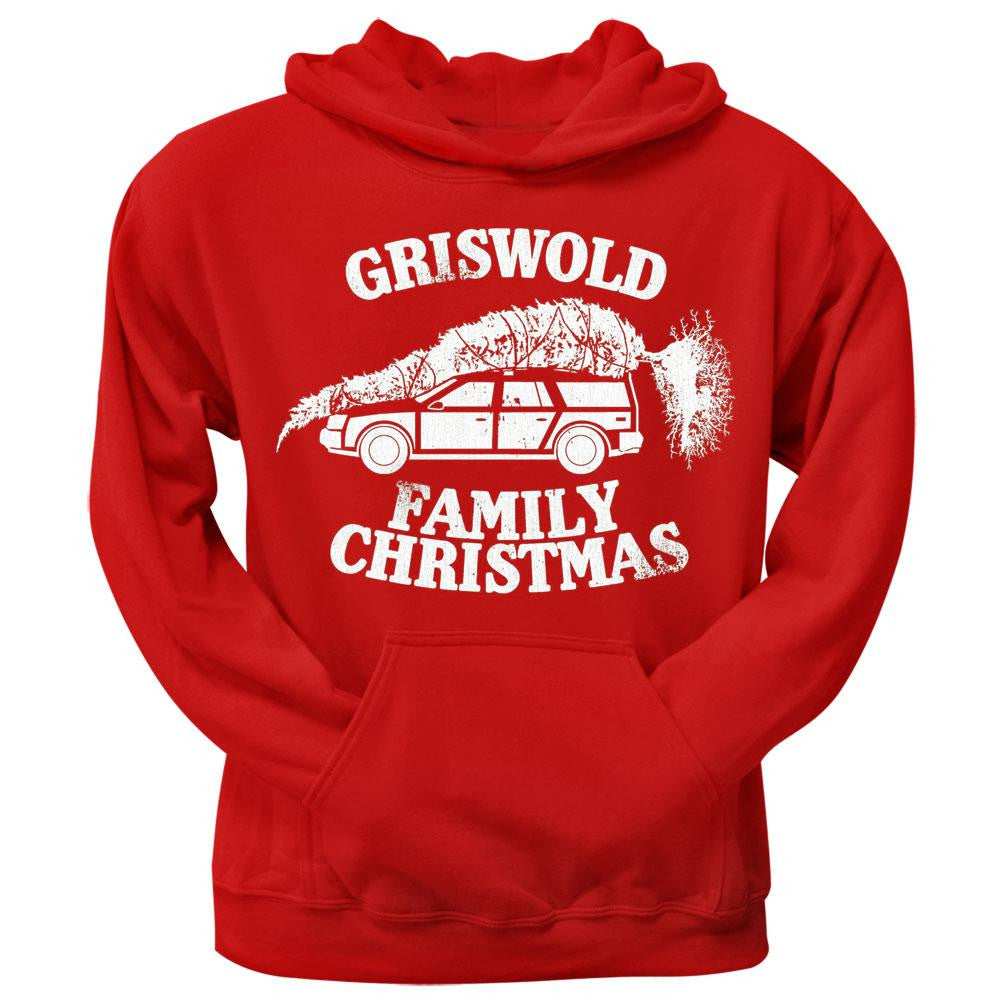 christmas vacation griswold family christmas pullover hoodie