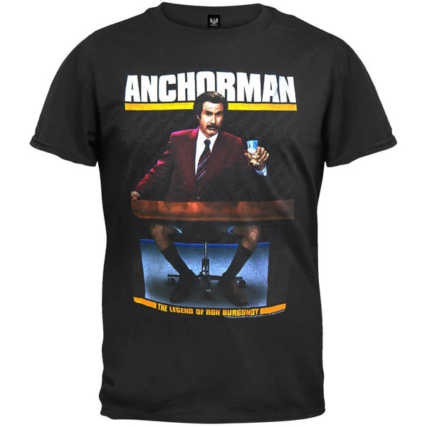 Anchorman - Unrated T-Shirt