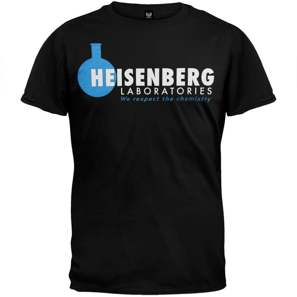 Breaking Bad - Heisenberg Laboratories T-Shirt