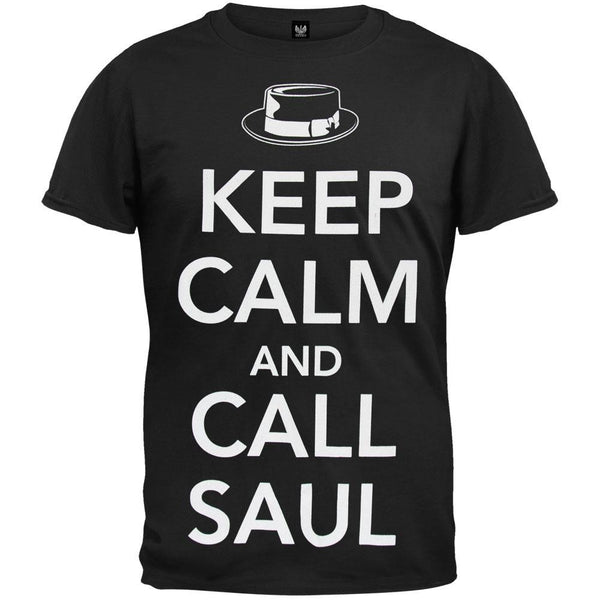 Breaking Bad - Keep Calm & Call Saul T-Shirt