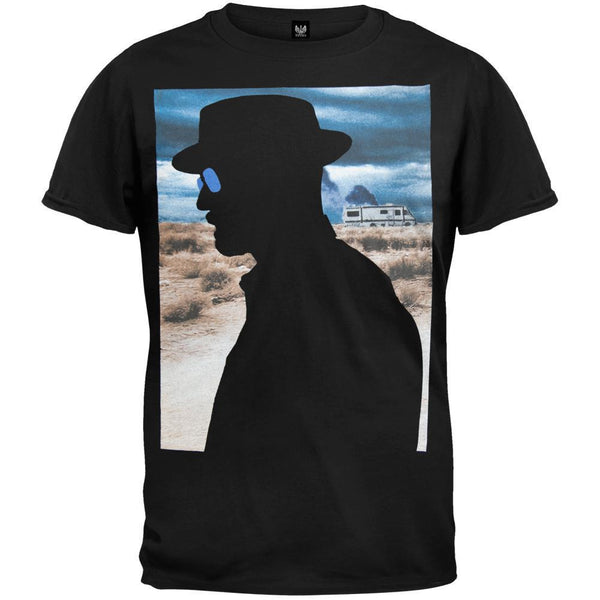Breaking Bad - Heisenberg Desert Silhouette T-Shirt