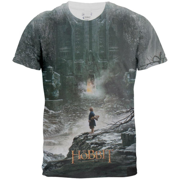 The Hobbit - Big Poster All Over T-Shirt