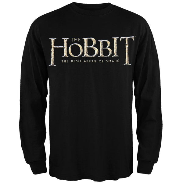 The Hobbit - Desolation of Smaug Logo Long Sleeve T-Shirt