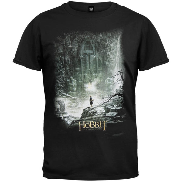 The Hobbit - At Smaug's Door Soft T-Shirt