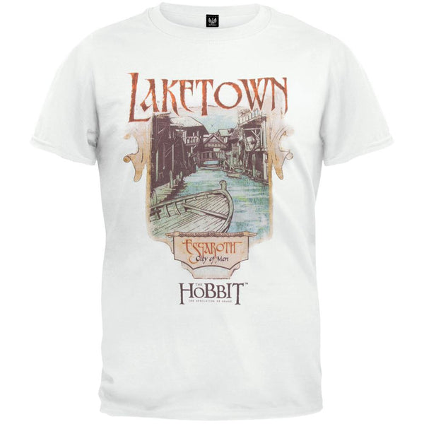 The Hobbit - Laketown Soft T-Shirt