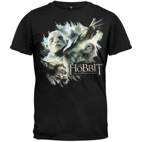 The Hobbit - Baddies T-Shirt