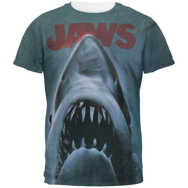 Jaws - Poster All Over T-Shirt