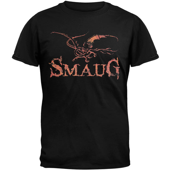 The Hobbit - Smaug Dragon Soft T-Shirt