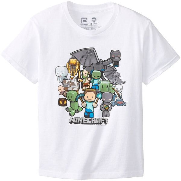 Minecraft Safe and Sound Youth T-Shirt
