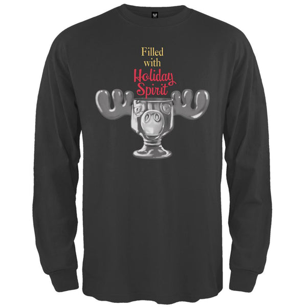 Christmas Vacation - Filled With Holiday Spirit Long Sleeve T-Shirt