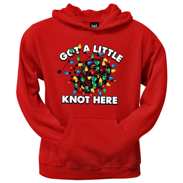 Christmas Vacation - Got A Little Knot Here Pullover Hoodie