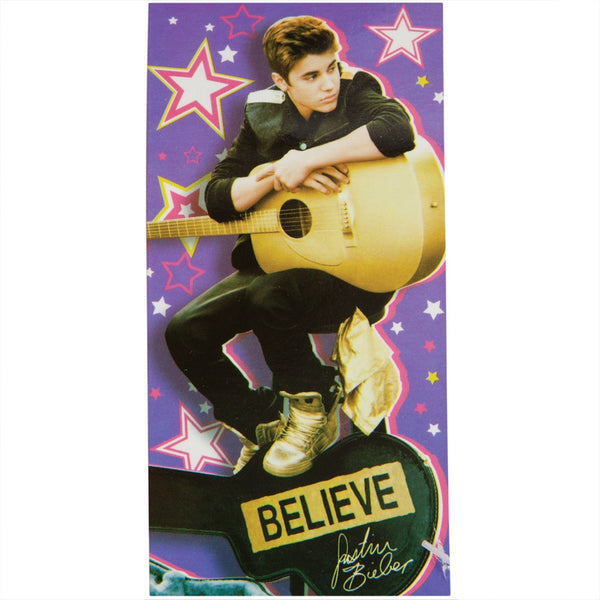 Justin Bieber - Believe Beach Towel