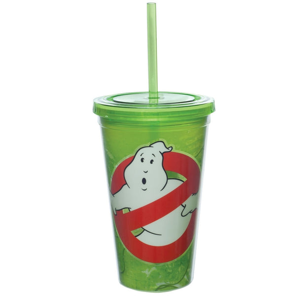 Ghostbusters - Logo Slimed Carnival Cup