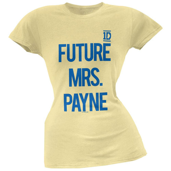 One Direction - Future Mrs. Payne Juniors T-Shirt