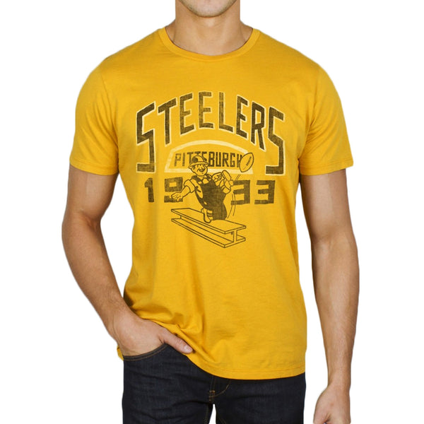 Pittsburgh Steelers - Kick-Off Soft T-Shirt
