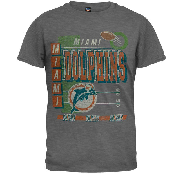 Miami Dolphins - Touchdown Soft T-Shirt