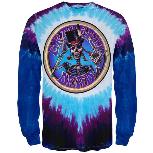 Grateful Dead - Queen of Spades Mens Long Sleeve T-Shirt