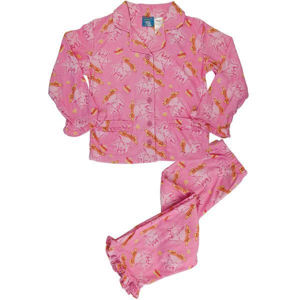 Dr. Seuss - Faithful Horton Juvy Pajama Set