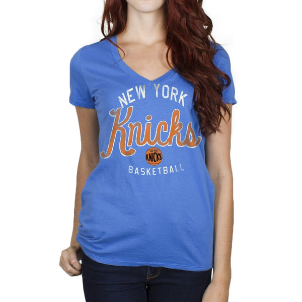 New York Knicks - Champion Juniors T-Shirt