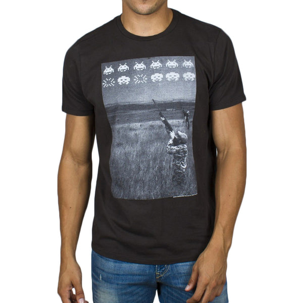 Space Invaders - Duck Shoot Soft T-Shirt