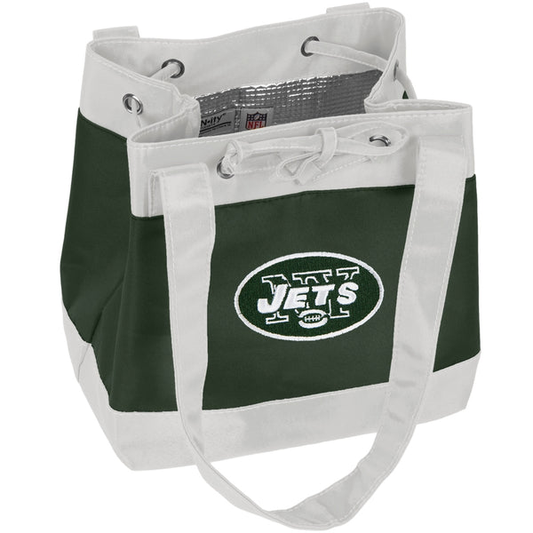New York Jets - Logo Drawstring Lunch Bag