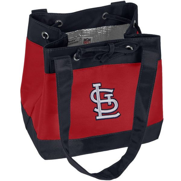 St. Louis Cardinals - Logo Drawstring Lunch Bag