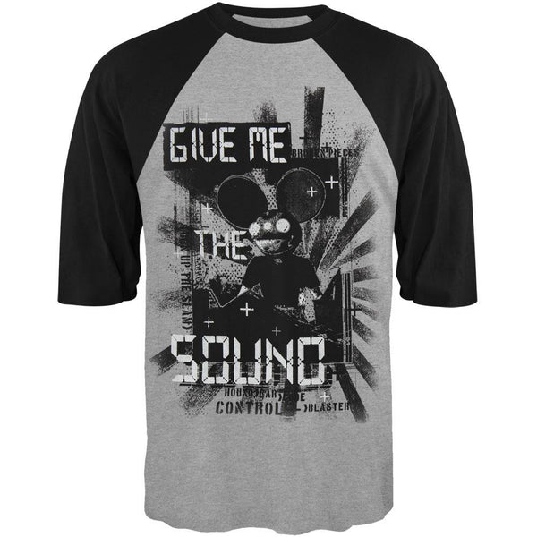 Deadmau5 - Give Me Sound Raglan