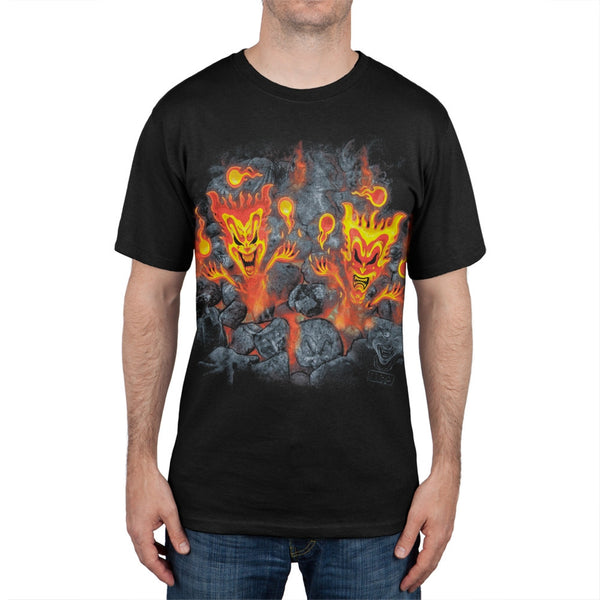 Insane Clown Posse - Jeckel Brothers Flame T-Shirt
