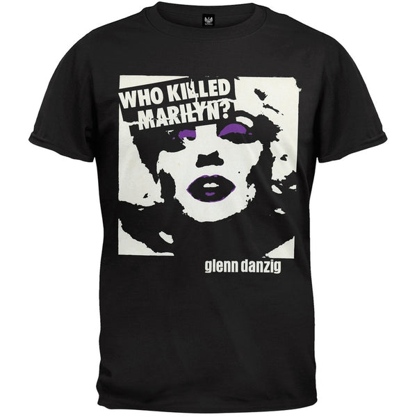 Danzig - Marilyn T-Shirt