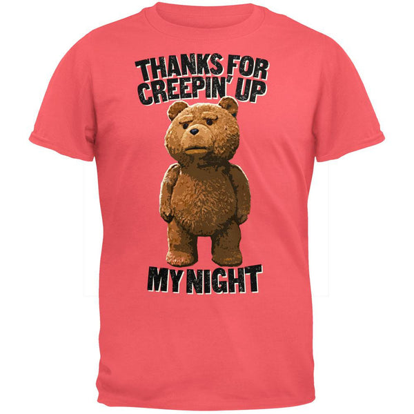 Ted - Thanks For Creepin Soft T-Shirt