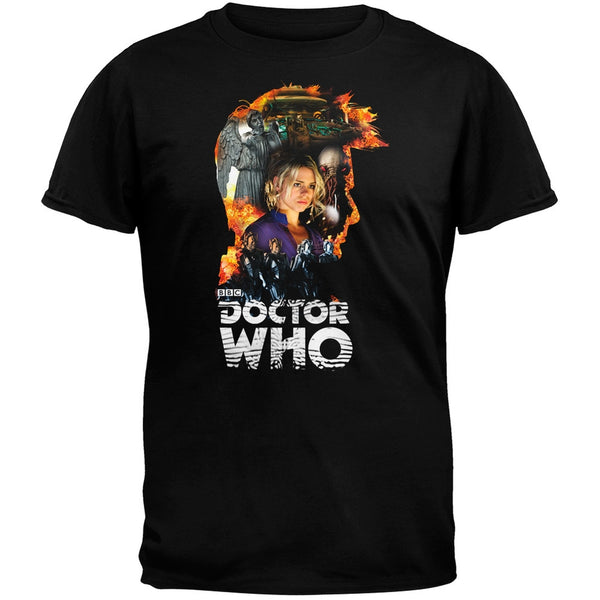 Doctor Who - Rose & 10th Doctor T-Shirt